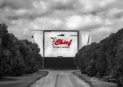 Chief-Drive-In-Ninnekah, Oklahoma