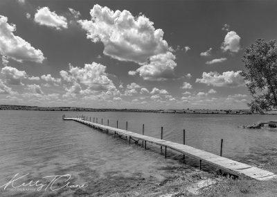 Dock at Chickasha Lake