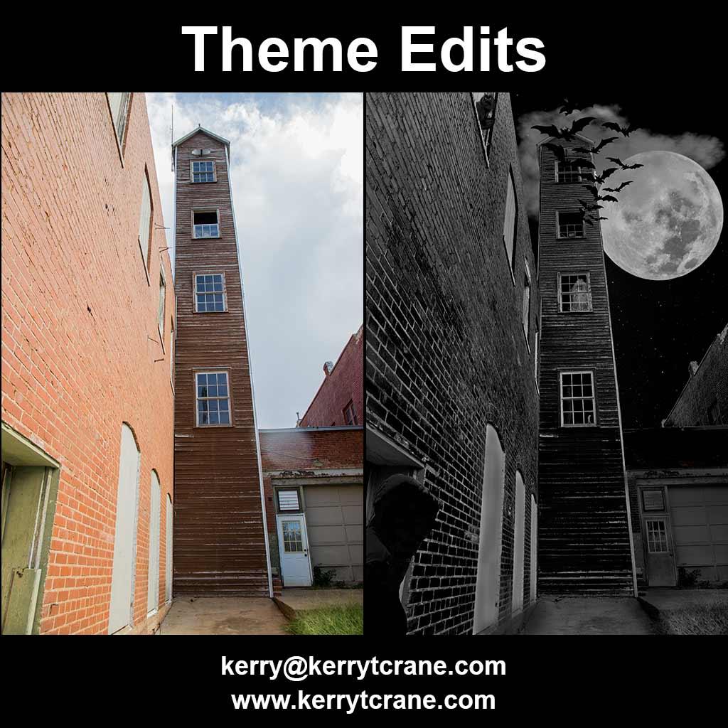 Photo Editing by Crane Artworks LLC