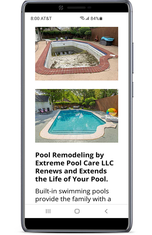 Extreme Pools Remodeling